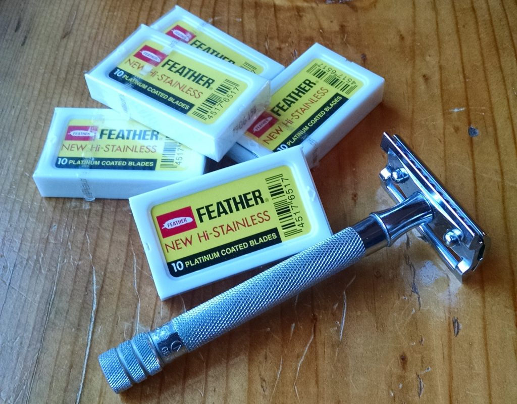 Merkur Safety Razor and Blades