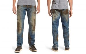Expensive Nordstorm Fake Mud Jeans
