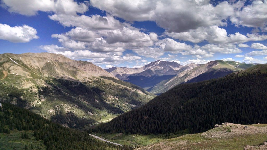 Independence Pass Colorado