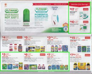 Costco Antihistamine Coupon Savings