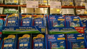 Costco Claritin Price