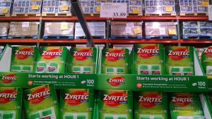 Costco Zyrtec Price