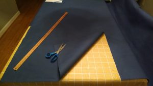 Duck Cloth Cut