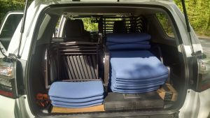 Steelcase Chairs In Car