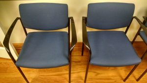 Steelcase Chairs Finished