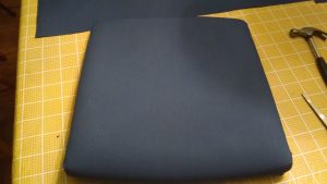 Steelcase Chairs Bottom Reupholstered