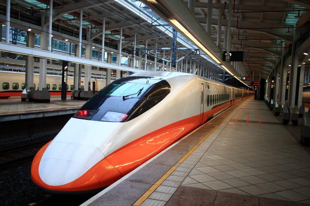 Super Fast Bullet Train