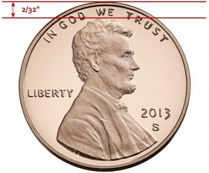 Tire Penny Test