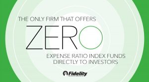 Fidelity No Cost Index Funds