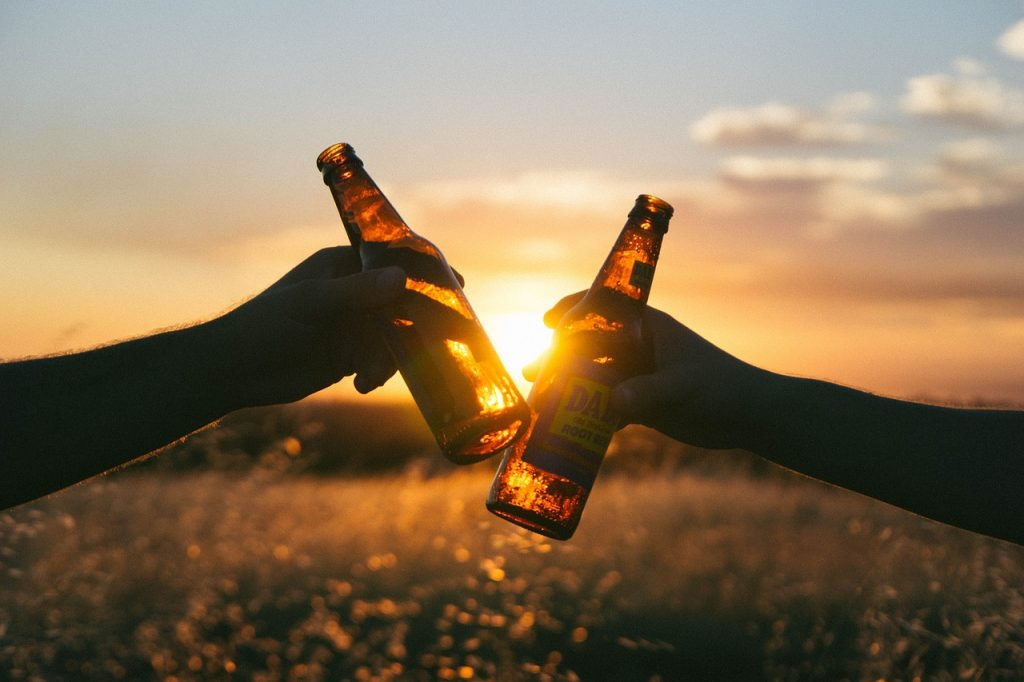 Cheers with Beers In Your 20s