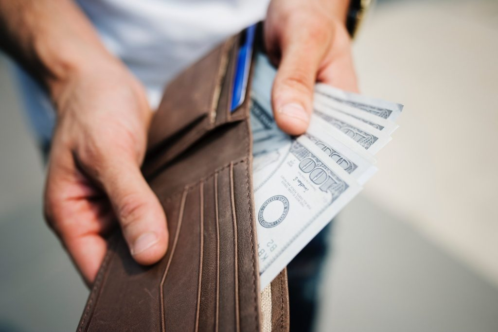 Why Carry Cash In Your Wallet