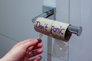 The Great Toilet Paper Shortage