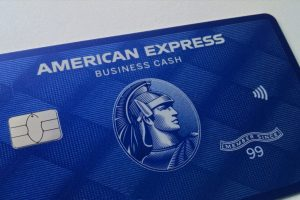 American Express Business Cash Credit Card