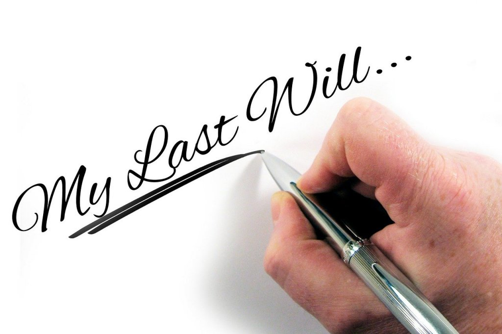 Create A Will Online For Free