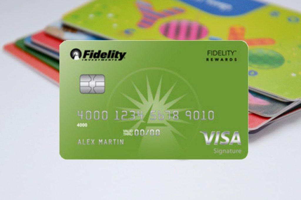 Fidelity Rewards Visa Card
