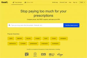 GoodRx Prescription Discounts