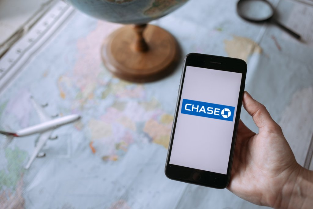 Chase Mobile Phone App